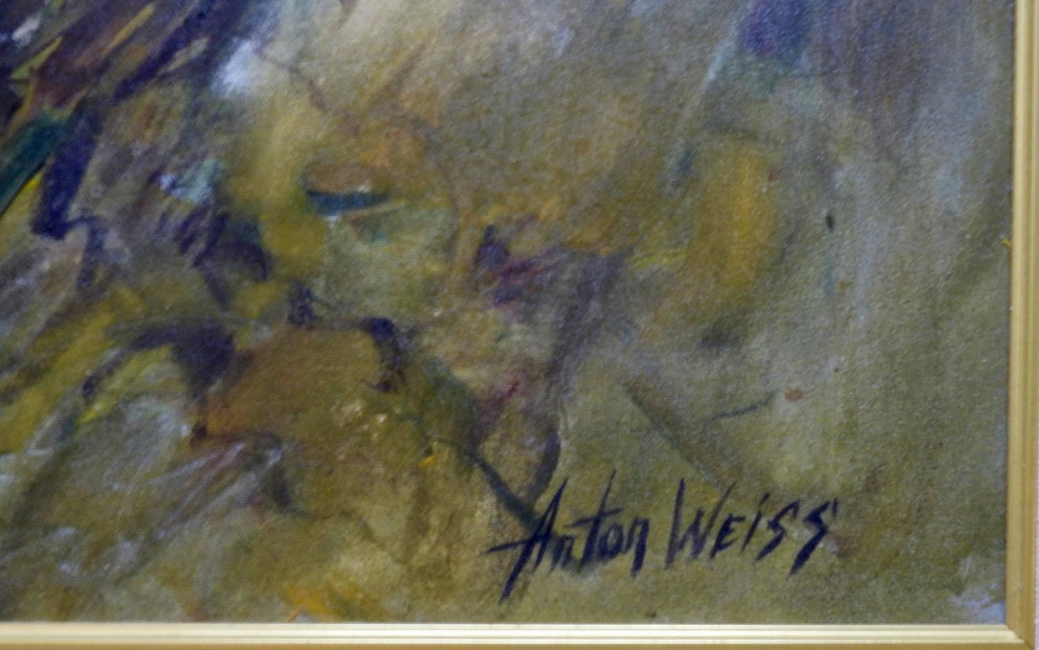 Anton Weiss Paintings Sale