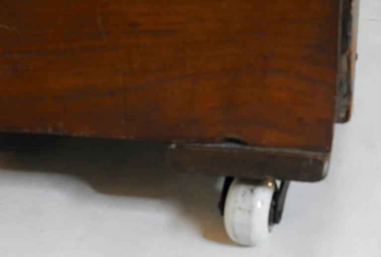 Victorian Gentleman's Dresser with Marble Tops For Sale 3
