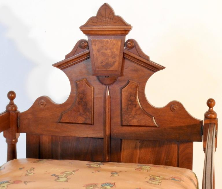 Victorian Childs Bed For Sale 2