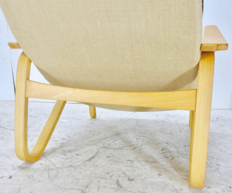 20th Century Danish Modern Lounge Chair by DUX For Sale