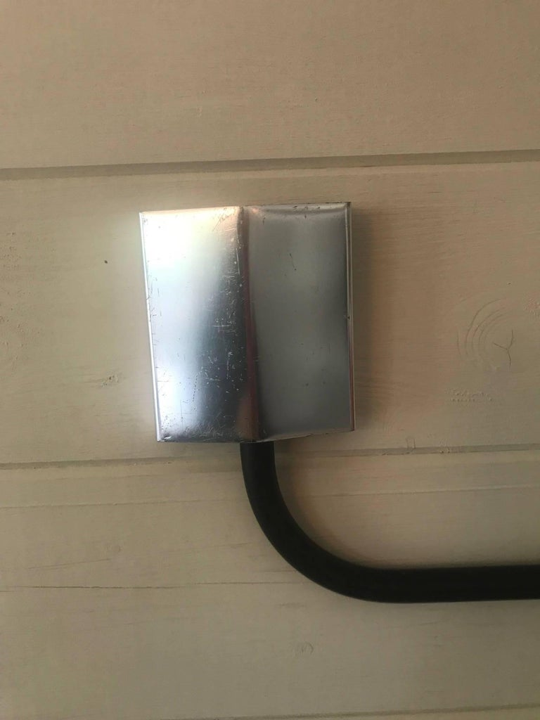 Swing Arm Wall Light, English, circa 1960s For Sale 4