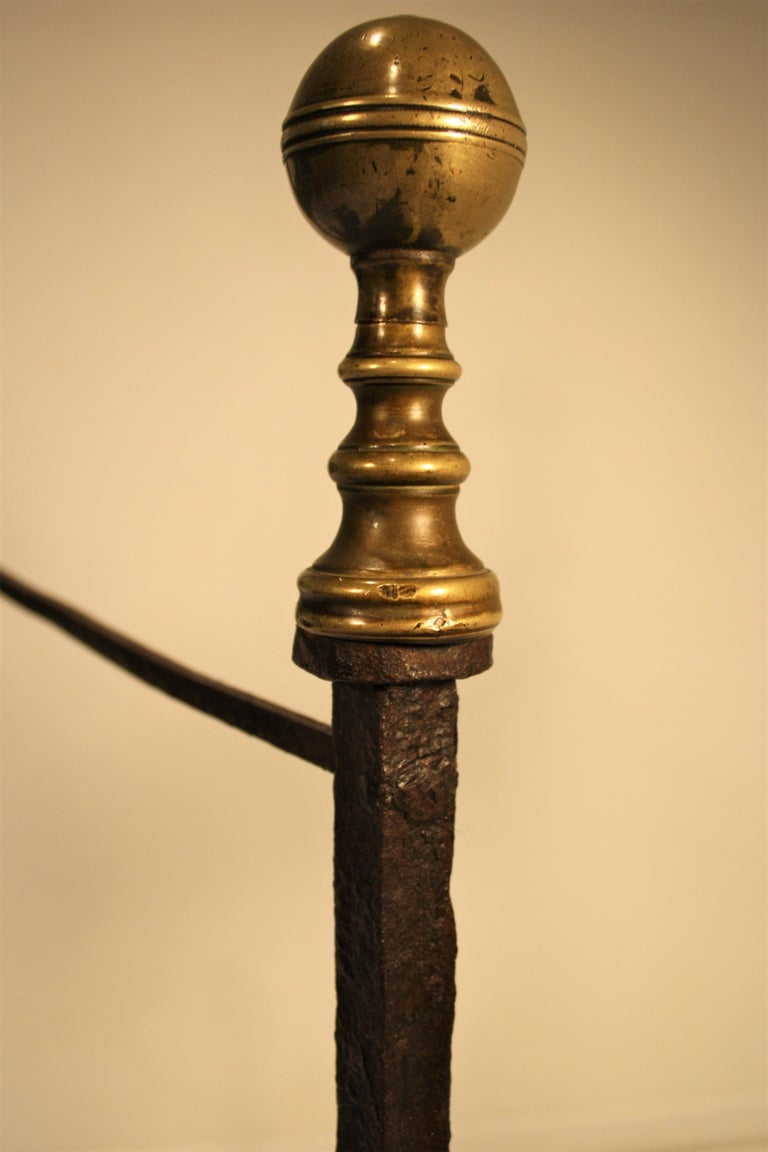 17th Century Curule Chair For Sale 1