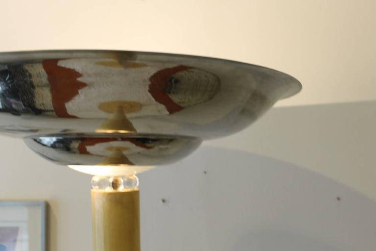Art Deco Floor Lamp In Excellent Condition For Sale In Sacile, IT
