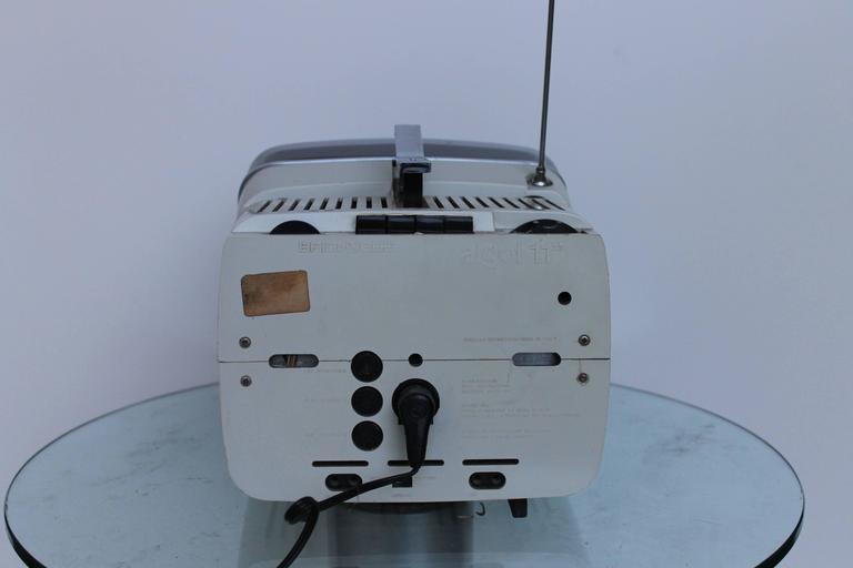 Mid-Century Modern Brionvega Algol 11 For Sale