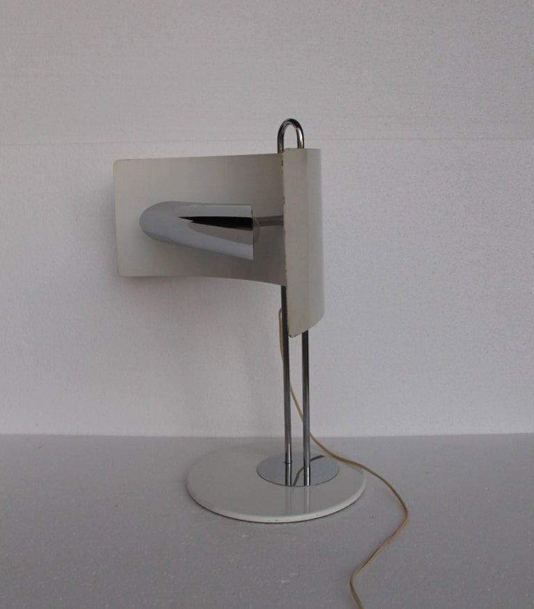 Mid-Century Modern Martinelli Luce Table Lamp For Sale