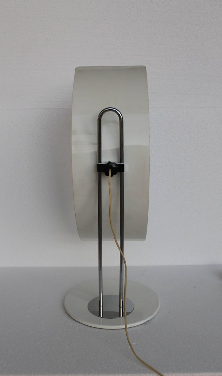 Mid-20th Century Martinelli Luce Table Lamp For Sale