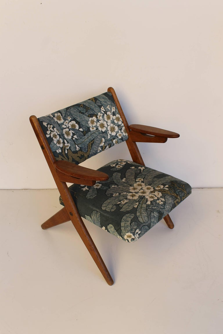 Lounge Chair 1950s In Good Condition For Sale In Sacile, PN