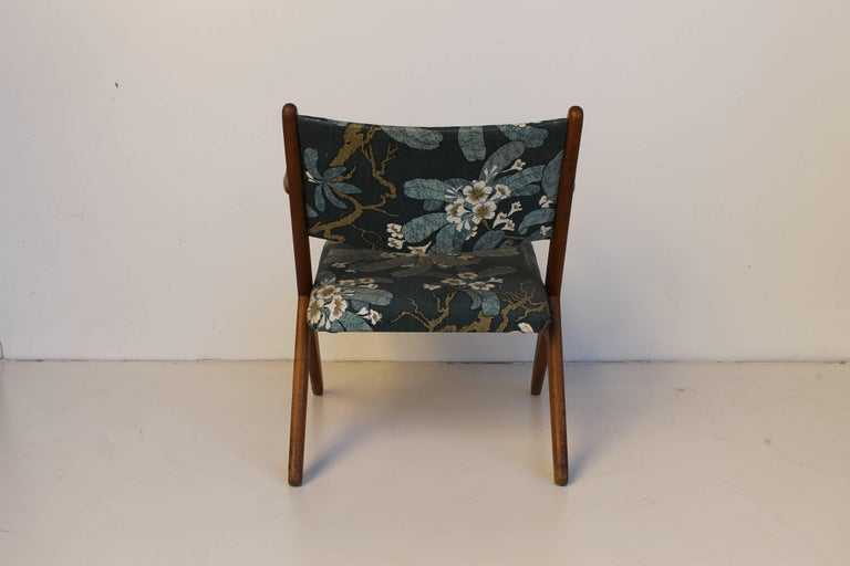 Italian Lounge Chair 1950s For Sale