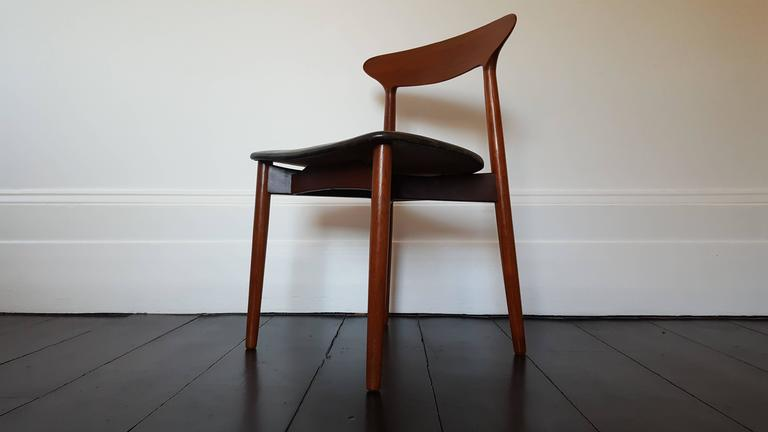 Mid-Century Modern Harry Østergaard for Randers Møbelfabrik, Model 59 For Sale