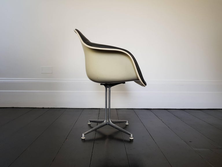 20th Century Eames 'La Fonda' Chair for Herman Milller For Sale