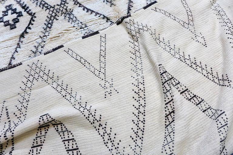 Vintage Moroccan Berber Carpet At 1stdibs