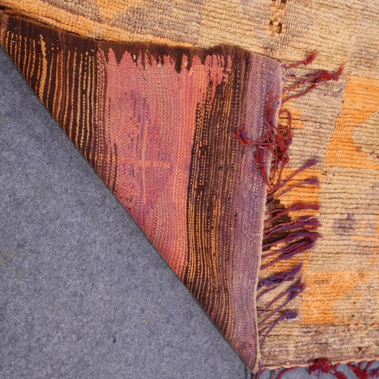Vintage Moroccan Berber Rug For Sale 2