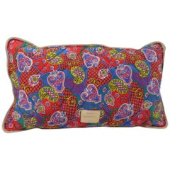 Quilted Silk Pillow Byborre and Piet Hein Eek