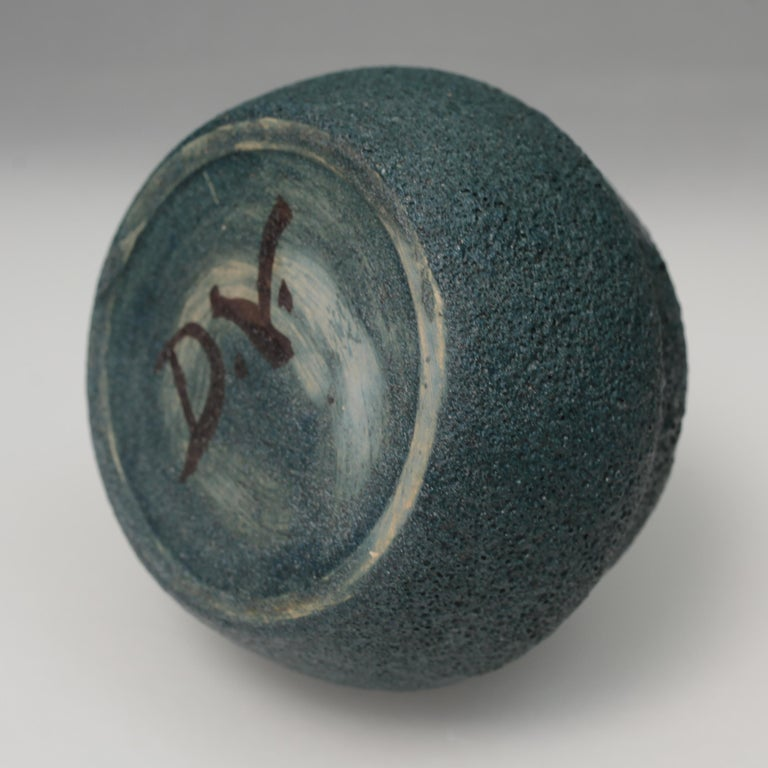 20th Century Art Deco Ceramic Vase For Sale