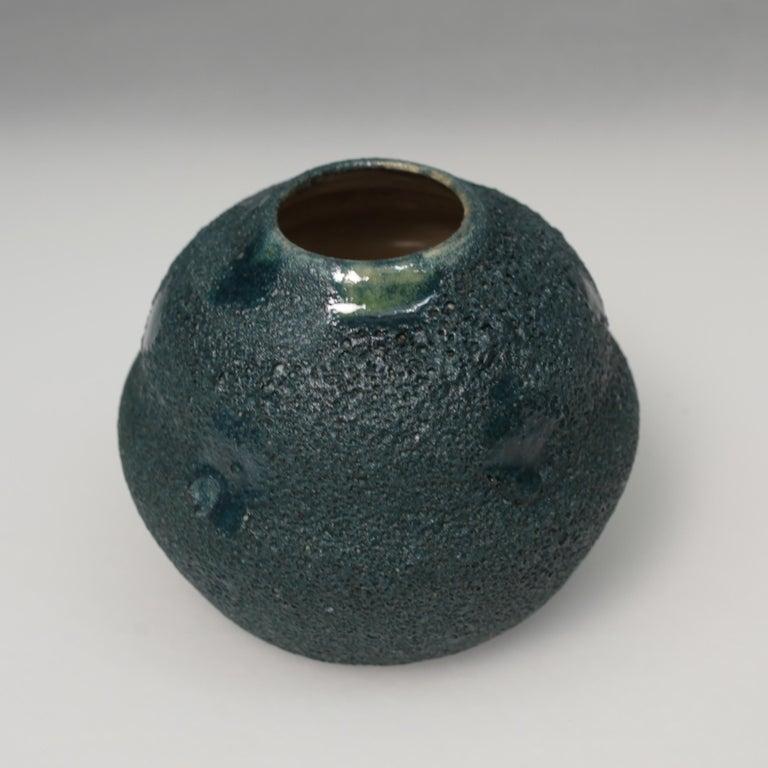 Art Deco Ceramic Vase In Good Condition For Sale In Amsterdam, NL