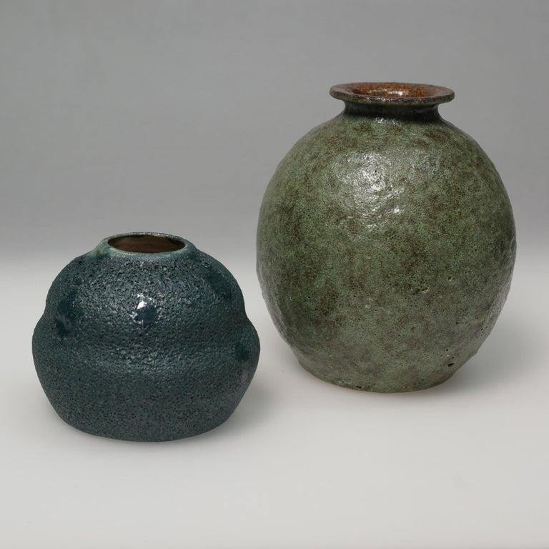 Art Deco Ceramic Vase For Sale 2