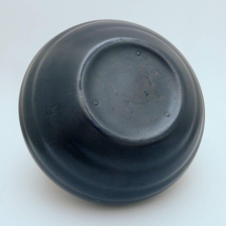 Dutch Art Deco Ceramic Vase For Sale 3