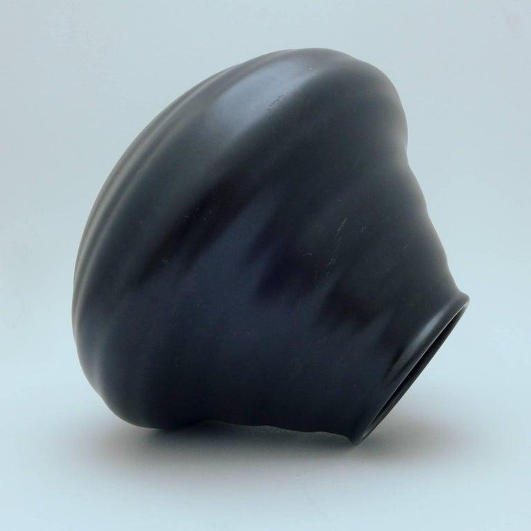 Dutch Art Deco Ceramic Vase For Sale 2