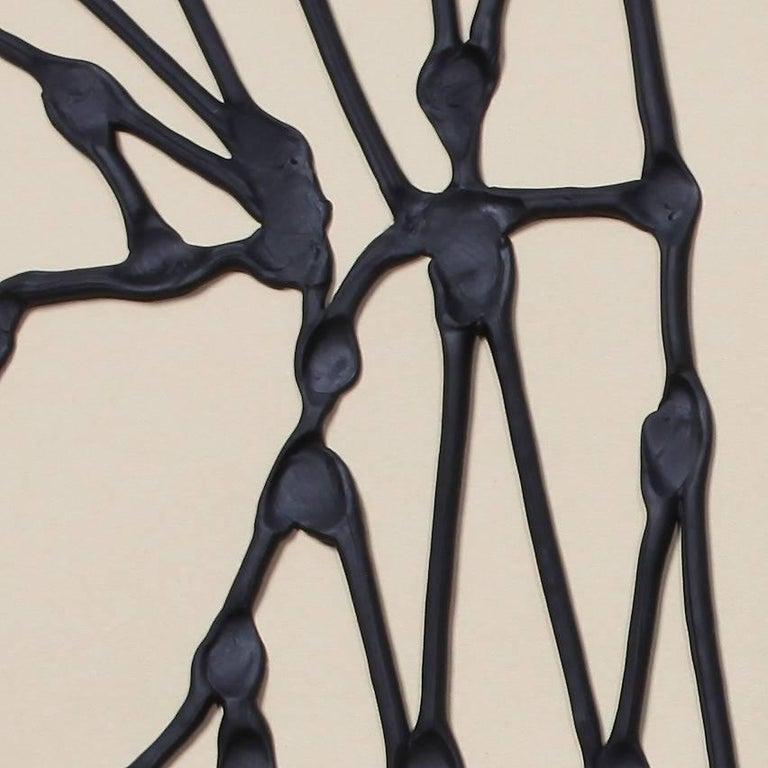 Contemporary Abstract Art, Eric Von Robertson, Final Edition 5