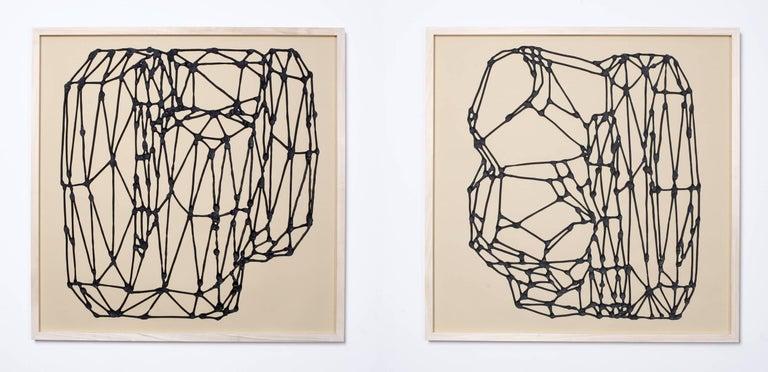 Contemporary Abstract Art, Eric Von Robertson, Final Edition 6