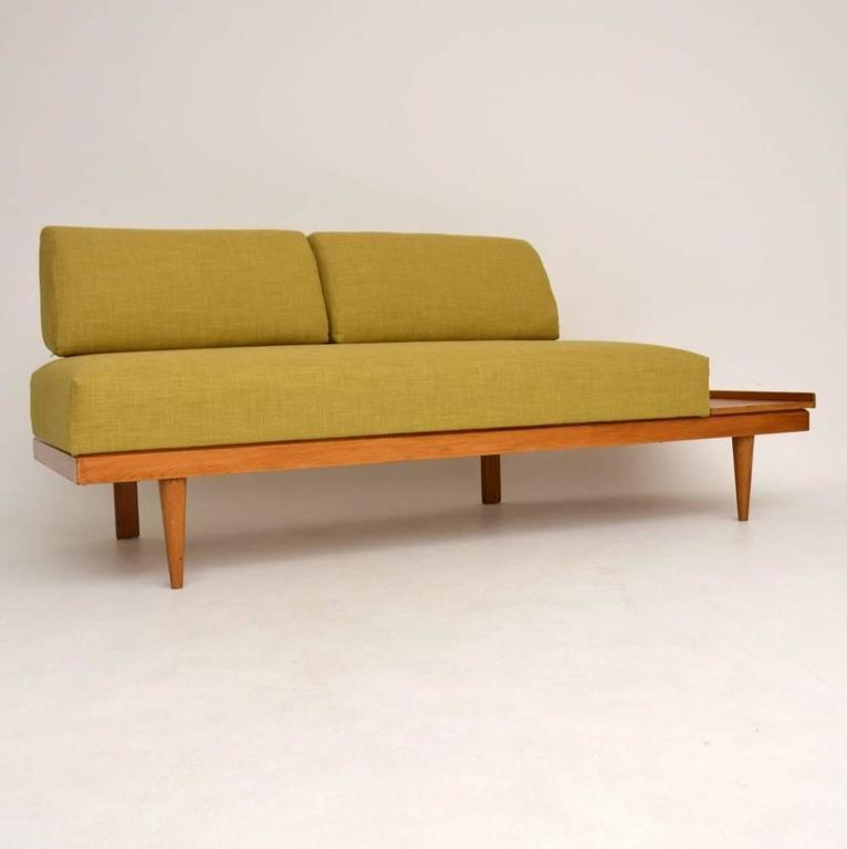 retro sofa bed or day bed by ingmar relling vintage 1960s at 1stdibs. Black Bedroom Furniture Sets. Home Design Ideas