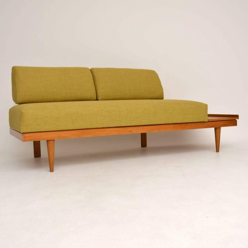 Retro Sofa Bed Or Day Bed By Ingmar Relling Vintage, 1960s