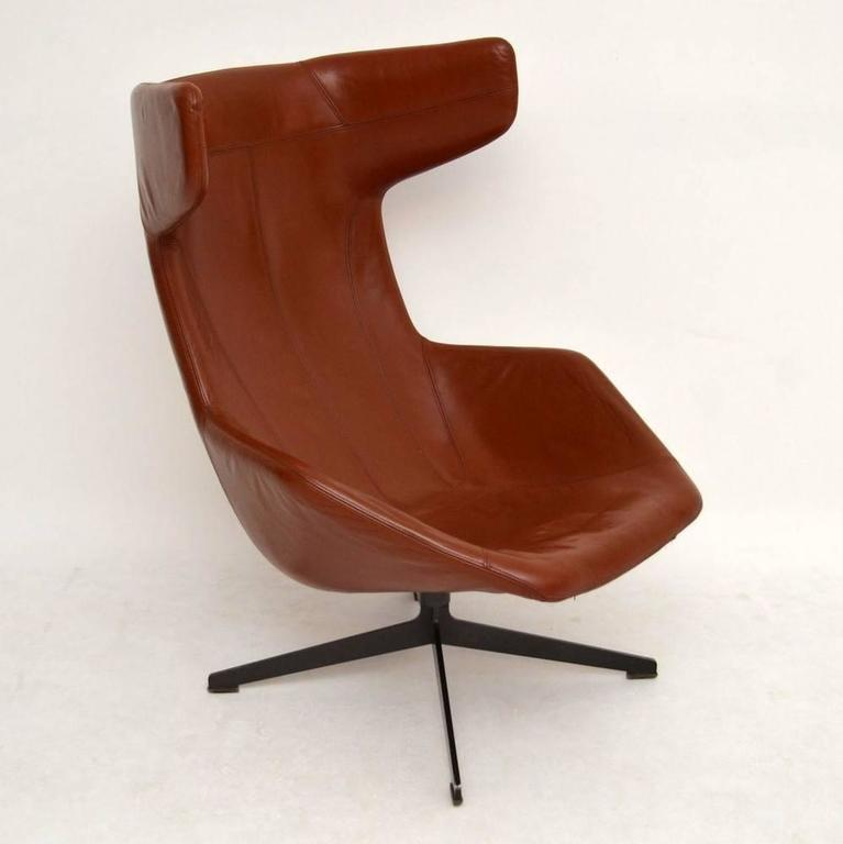 An Absolutely Magnificent Italian Armchair, Designed By Alfredo Häberli In  2003, And Made By