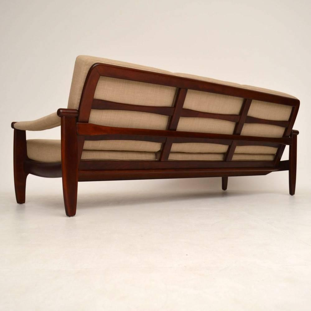 Danish Retro Sofa Vintage 1960s For Sale At 1stdibs