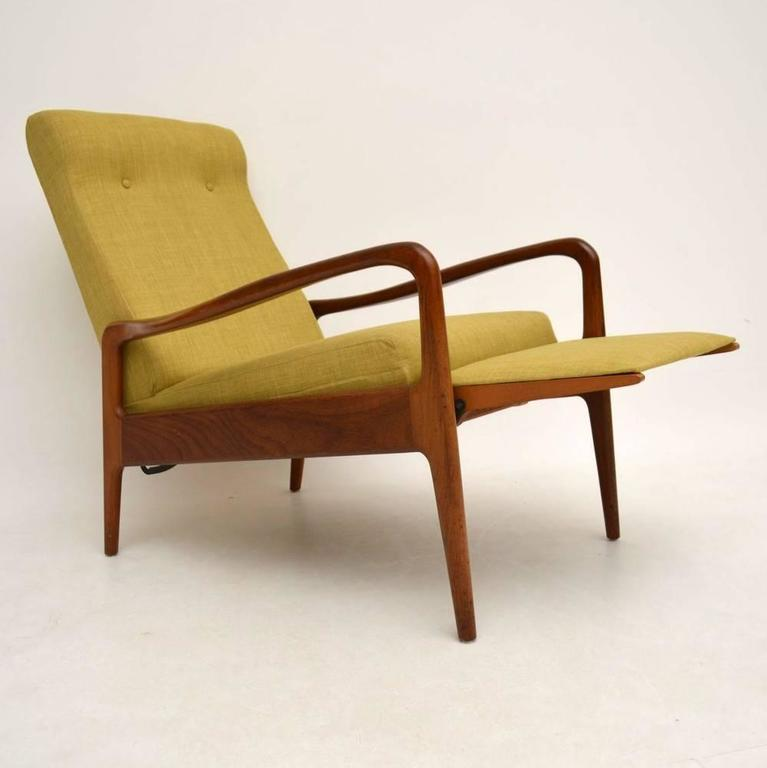 A Beautiful And Extremely Comfortable Armchair, This Was Made By Greaves U0026  Thomas, It