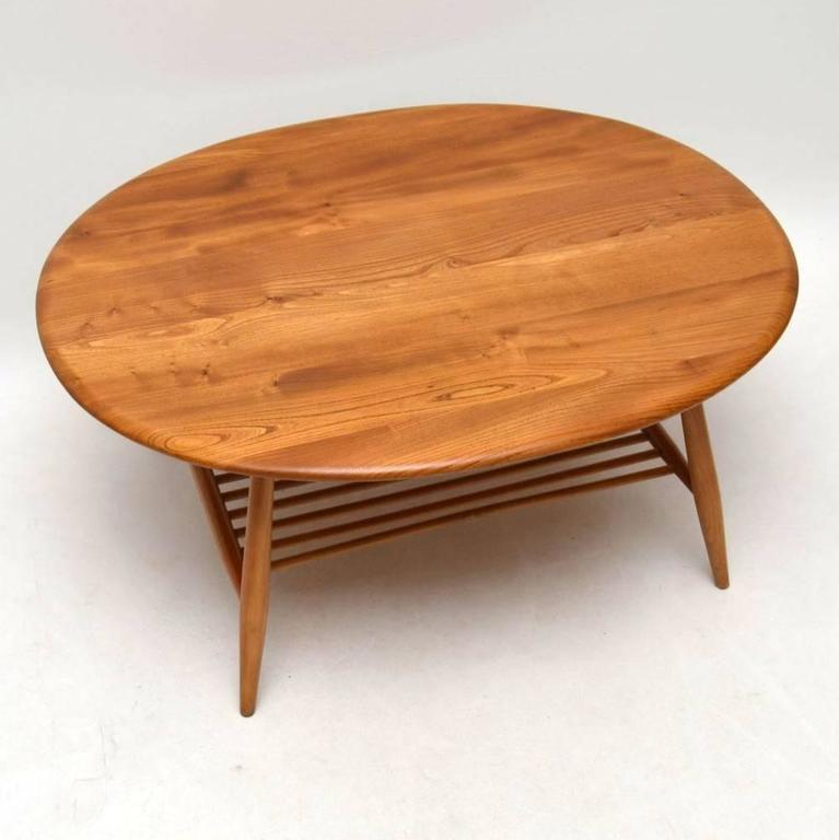 Vintage Ercol Coffee Tables For Sale