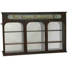 Antique 19th Century Pharmacy Cabinet