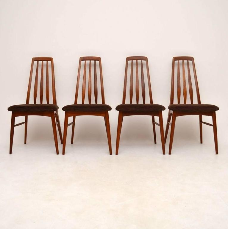 retro dining furniture nz set danish teak chairs vintage uk ebay