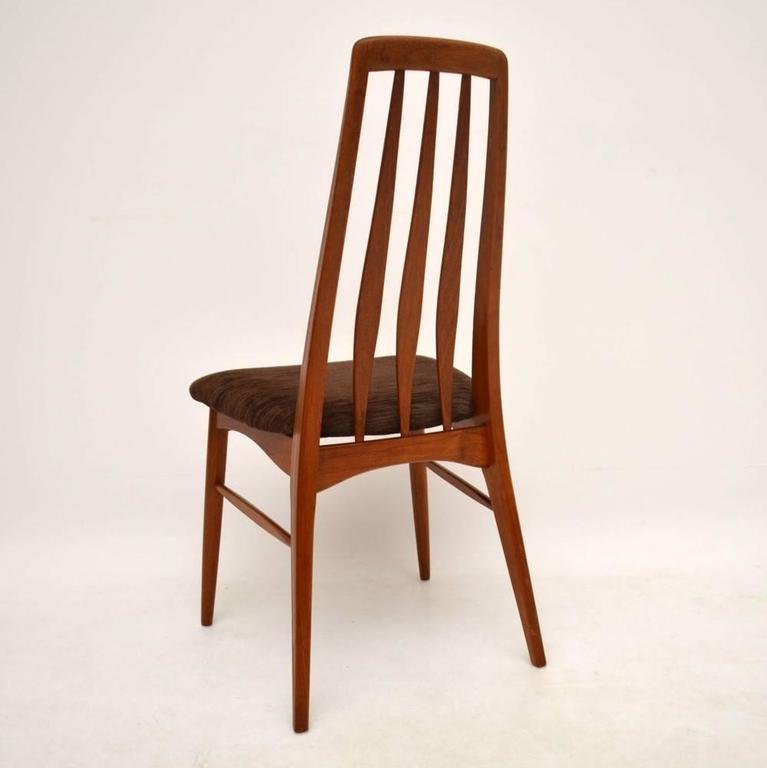 teak retro furniture. Four Danish Teak Retro Dining Chairs By Niels Koefoed For Sale 5 Furniture A