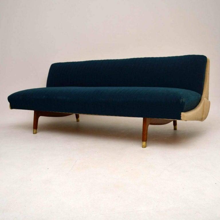 Danish Retro Sofa Bed Vintage 3