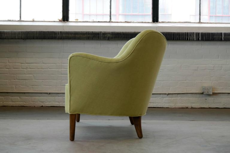 Finn Juhl Attributed Loveseat Model 185 by Slagelse Mobelvaerk For Sale 3