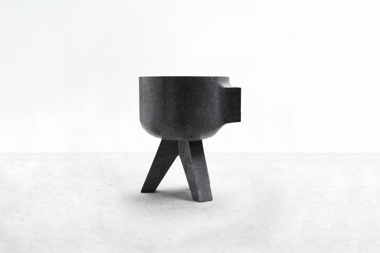 Mexican Pedro Reyes, Tripod Table, Mexico, 2018 For Sale