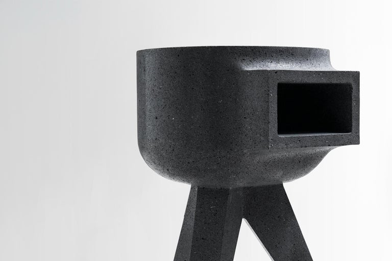 Pedro Reyes, Tripod Table, Mexico, 2018 In Excellent Condition For Sale In Barcelona, Spain