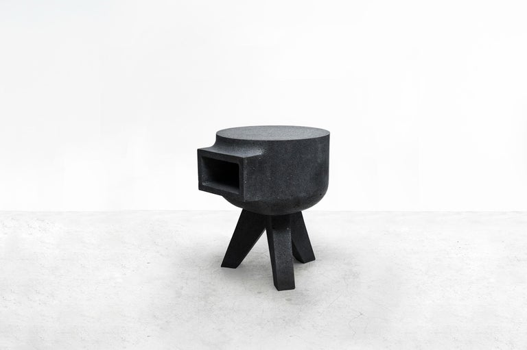 Contemporary Pedro Reyes, Tripod Table, Mexico, 2018 For Sale