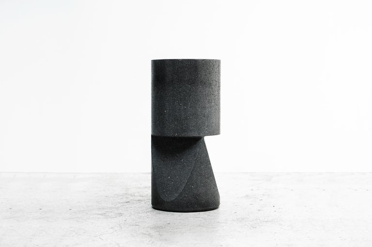 Pedro Reyes, Stone Stool, Mexico 2018 In Excellent Condition For Sale In Barcelona, Spain