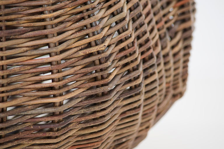 Crafted Basket by Joe Hogan, Irland 2009 In New Condition For Sale In Barcelona, Spain