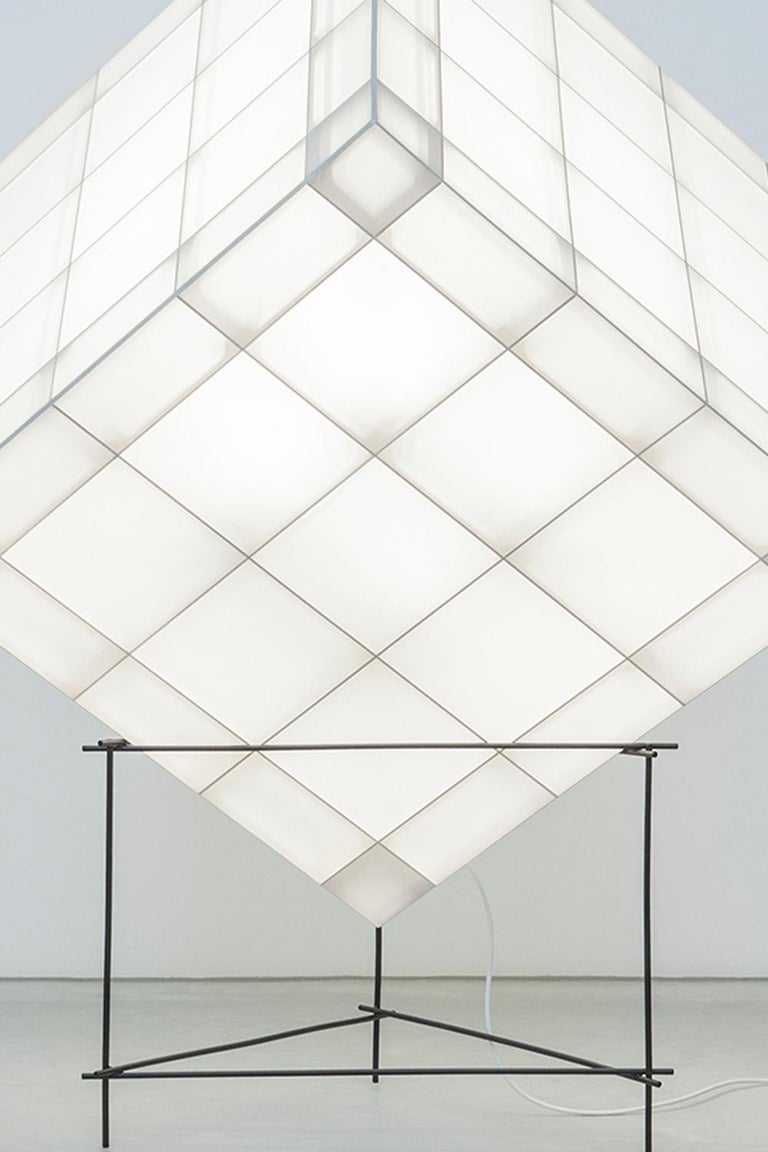 Dutch Space Frame 05 Lamp, by Mieke Meijer, Netherlands, 2016 For Sale