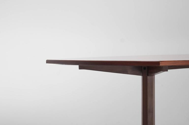 Mid-Century Modern Franco Albini Table Model TL-22 Manufactured by Poggi, Italy, 1950 For Sale