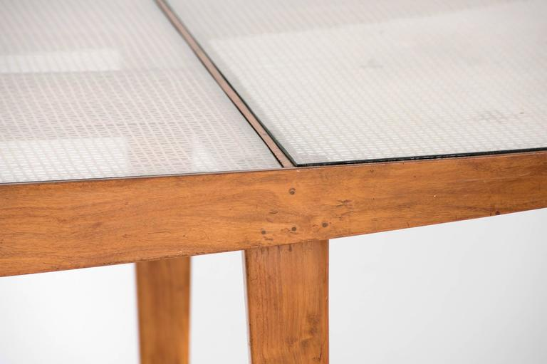Brazilian Martin Eisler & Carlos Hauner Dining Table, Manufactured by Forma, Brazil, 1950 For Sale