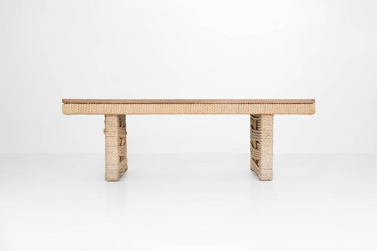 Adrian & Frida Audoux-Minet, Coffee Table, France, 1940 2