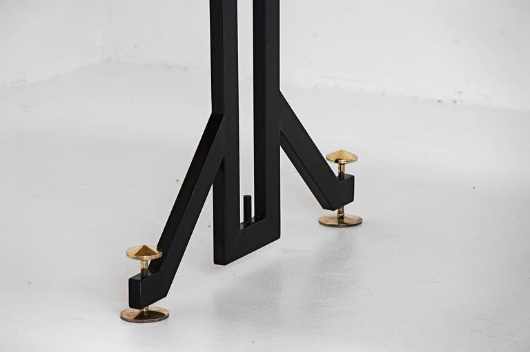 Anonymous, Extendable Dining Table, Italy, 1950 3