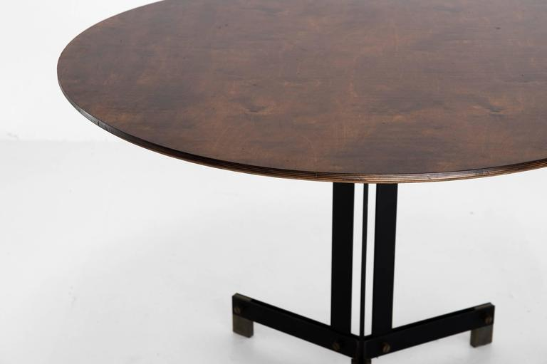 Ignazio Gardella, Round Table, Italy, 1950 2