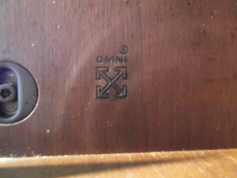 Fantastic Walnut George Nelson Omni Storage Wall Unit CSS For Sale 2