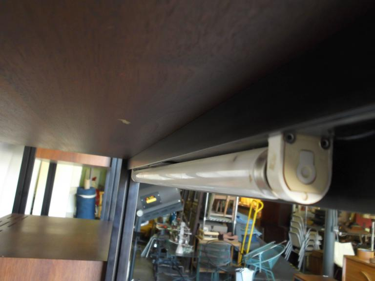Fantastic Walnut George Nelson Omni Storage Wall Unit CSS For Sale 3