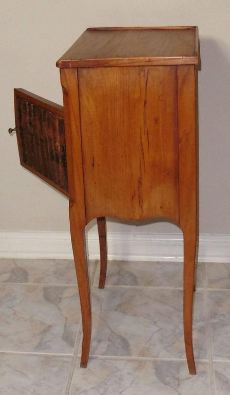 Antique French Nightstand Faux Books For Sale At 1stdibs