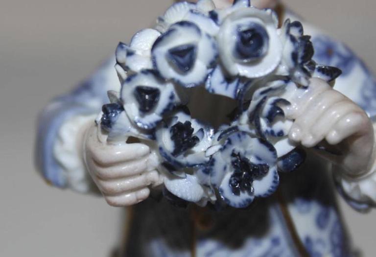 19th Century German Meissen Figurine For Sale 2